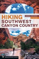 Hiking Southwest Canyon Country PDF