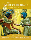 The Western Heritage To 1740 Book PDF