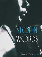 STOLEN WORDS PDF