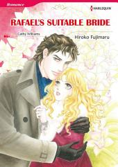 RAFAEL'S SUITABLE BRIDE: Harlequin Comics