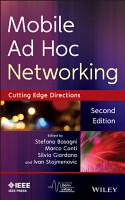 Mobile Ad Hoc Networking PDF