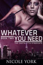 Whatever You Need: (A Chicago Mafia Syndicate)
