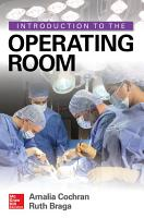 Introduction to the Operating Room PDF