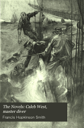 The Novels: Caleb West, master diver