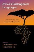 Africa s Endangered Languages PDF