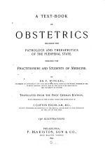 A Text-book of Obstetrics
