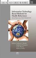 Information Technology Based Methods for Health Behaviours PDF