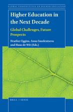 Higher Education in the Next Decade PDF