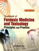 Textbook of Forensic Medicine and Toxicology PDF