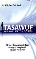 Tasawuf Sebagai Kritik Sosial PDF