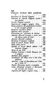 Storia fiorentina: Volume 2