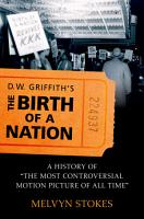 D W  Griffith s the Birth of a Nation PDF