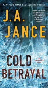 Cold Betrayal Book
