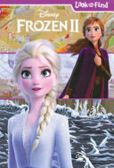 Frozen 2 Look and Find