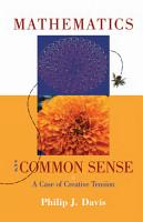 Mathematics   Common Sense PDF