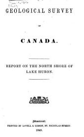 Report on the North Shore of Lake Huron