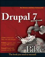 Drupal 7 Bible PDF