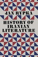 History of Iranian Literature PDF