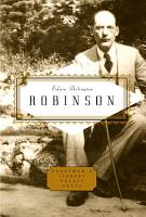 Robinson  Poems PDF