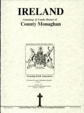 County Monaghan, Ireland, genealogy and family history notes