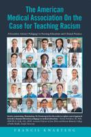 The American Medical Association on the Case for Teaching Racism PDF