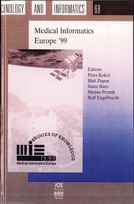 Medical Informatics Europe  99 PDF