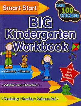 Smart Start Big Kindergarten Workbook PDF