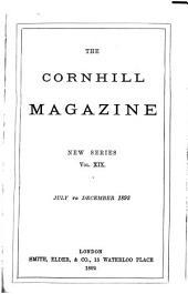 The Cornhill Magazine: Volume 19; Volume 66