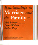 Relationships in Marriage and the Family