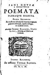 Poemata pleraque Selecta