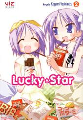 Lucky★Star: Volume 2
