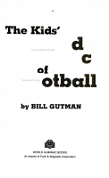 The Kids  World Almanac of Football PDF