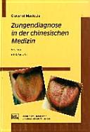 Zungendiagnose in der chinesischen Medizin PDF