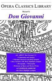 Mozart's Don Giovanni: Opera Classics Library Series