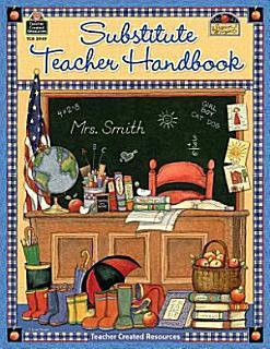 Substitute Teacher Handbook Book
