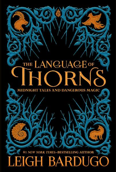 Download The Language of Thorns Book