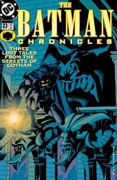 The Batman Chronicles #23