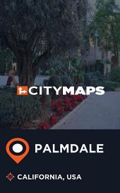 City Maps Palmdale California, USA