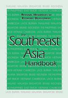 The Southeast Asia Handbook PDF