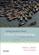 Asking Questions About Cultural Anthropology