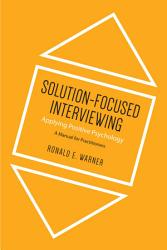 Solution Focused Interviewing Book PDF
