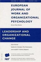 Leadership And Organizational Change