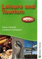 Leisure and Tourism PDF