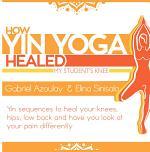 How Yin Yoga Healed My Student's Knee
