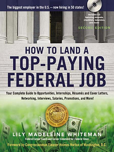 How to Land a Top-Paying Federal Job Pdf Book