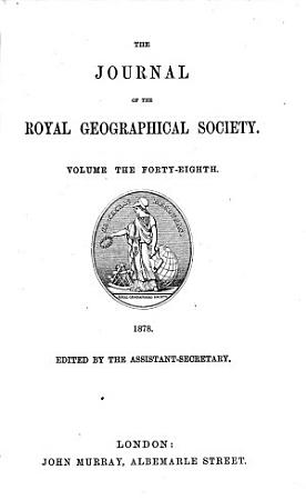 The Journal of the Royal Geographical Society0 PDF