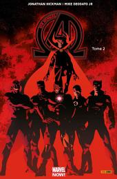 NEW AVENGERS MARVEL NOW T02: INFINITY