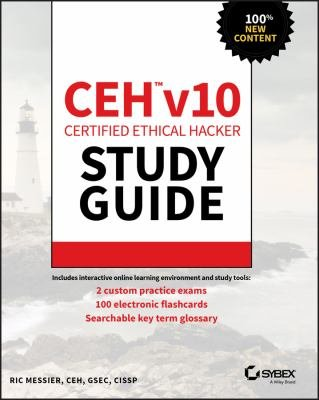 CEH v10 Certified Ethical Hacker Study Guide Pdf Book