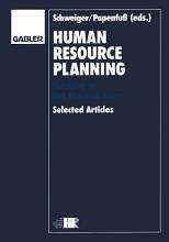 Human Resource Planning PDF