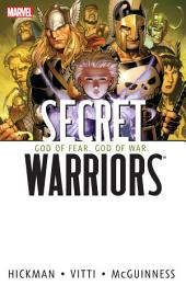 Secret Warriors Vol. 2: God Of Fear, God Of War